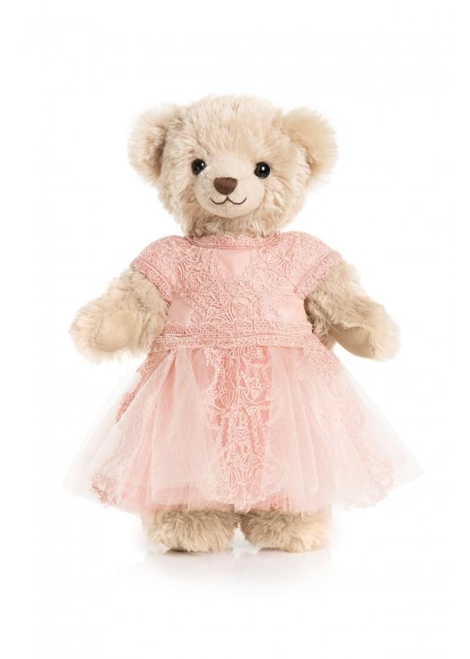 粉色霜糖泰迪熊