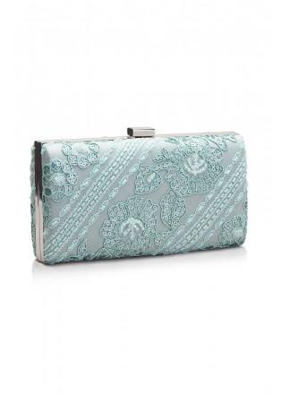 珠片蕾丝手包