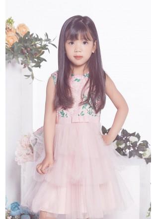 樱花连衣裙